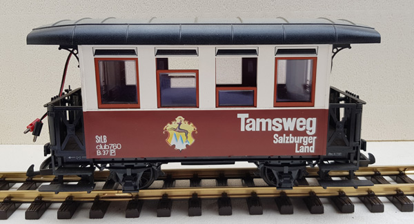 Voiture Tamsweg Salzburger Land  BO 2P